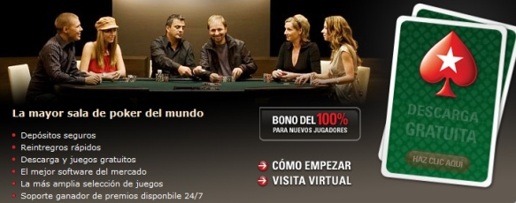 Pokerstars Bonos