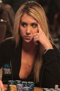 Vanessa Poker Player