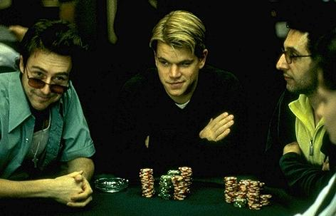 poker movie rounders