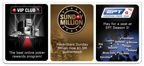 Pokerstars VIP compared to other Rakeback programs