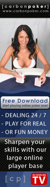 play poker at CarbonPoker Now