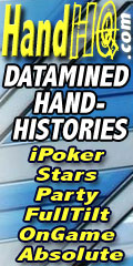 hand histories datamining