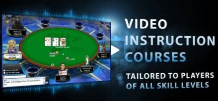 Online poker training software