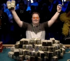 Greg Raymer WSOP winner