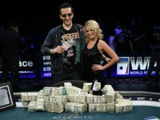 Bertrand Grospellier won his first WPT title