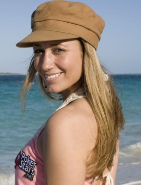 pokerstars sexy vanessa rousso. Playing poker for a living is an exciting ...