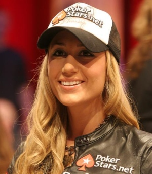 Vanessa Rousso hot poker star